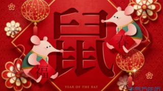 智茂公司 • 2020年春节放假通知