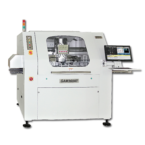 曲线式PCB分板机GAM360AT