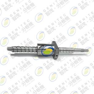 Z軸絲桿 KGR1610FSW-230C5
