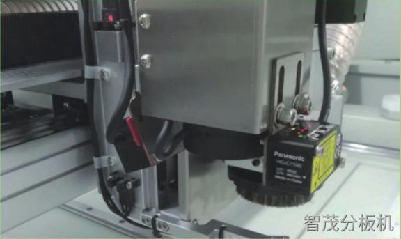 GAM336AT銑刀PCBA切割機-條碼讀取器 激光測高