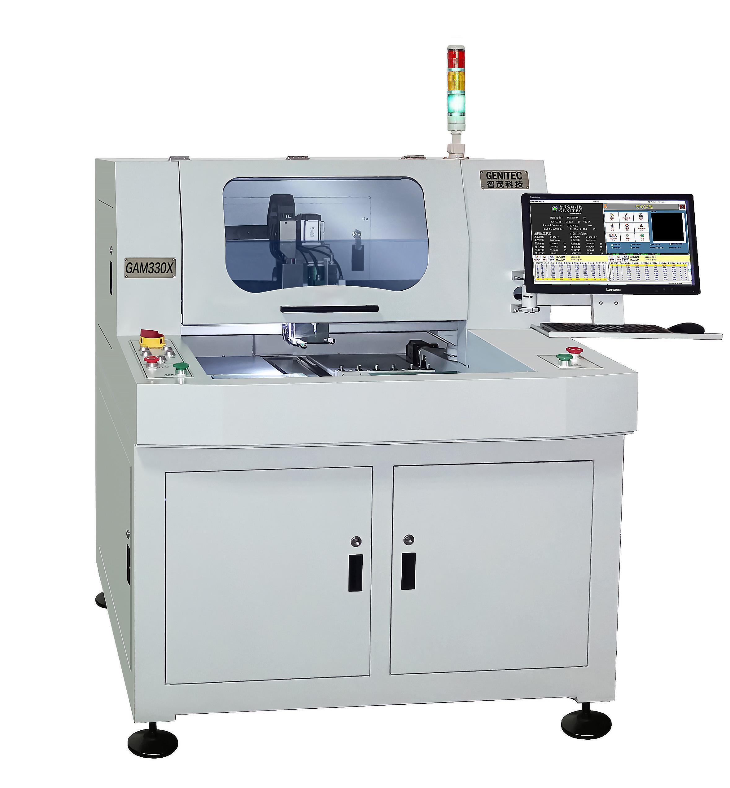 GAM330X超大工作臺面,PCBA切割機